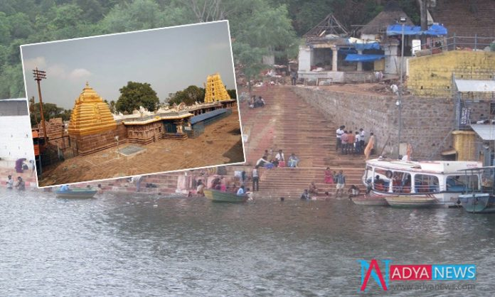 Elderly couple Commit Suicide in Srisailam Pathala ganga