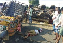 Road accident in Kurnool district