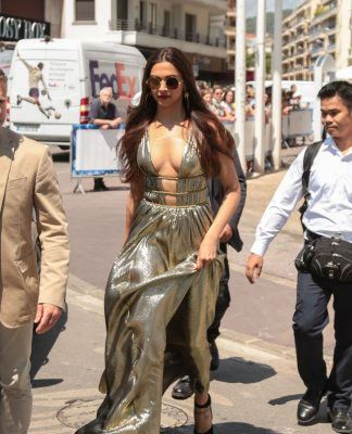 Deepika Padukone at Cannes Film Festival 2018 Photos