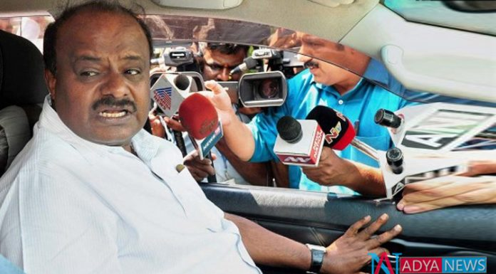 JDS Chief Kumara Swamy may need to face Sleepless Nights