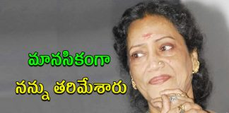 senior actress rama prabha shocking comments on telugu film industry