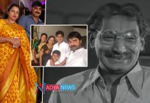 Film Actor com writer PL Narayana is Uncle to Srikanth Wife Uha