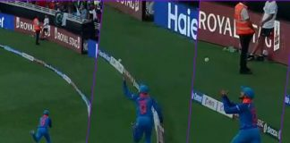 Asia Cup 2018, India vs Pakisthan : Fans Hail Manish Pandey For Astonishing Catch To Dismiss Sarfraz Ahmed