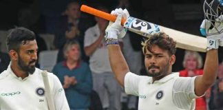 India vs England 5th Test : Rishabh Pant  Century As India Stage Fightback Against England