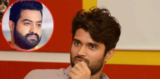 vijay devarakonda shocking comments on ntr fans