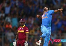 India vs West Indies3rd ODI : India Target 283 runs against Windies
