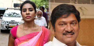Sri reddy shocking comments on senior actor rajendra prasad
