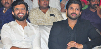 Allu arjun chief guest to taxiwala pre release event?