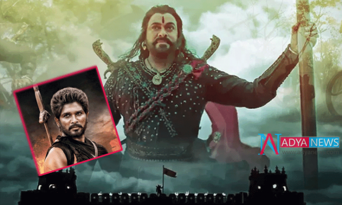 Allu arjun key role play to Sye Raa Narasimha Reddy movie