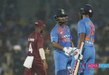 India vs West Indies 3rd T20 : India beat Windies by six wickets
