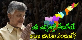 Strength of Chandrababu in Andhra Pradesh for 2019 Polls