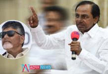 KCR Serious Comments on Chandrababu