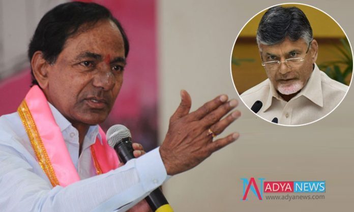 TS CM KCR Serious Comments on AP CM Chandrababu
