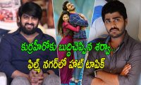 Sharwanand Shocking Counter to Naga Shourya