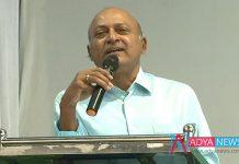 Andhra Pradesh Ex CS Ajay kallam Slams on Chandra babu Naiudu and Lokesh