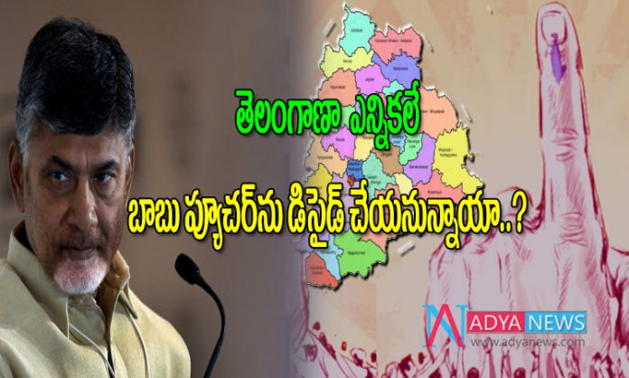 Will Telangana Elections 2018 Be Decided by AP CM Chandra Babu Naiudu future?