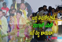 Telangana Voters Big Shock to TDP and Chandrababu