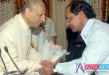 KCR sworn in as Chief Minister for the second time Tomorrow