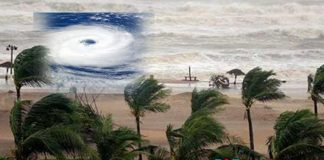 Pethai cyclone threat To Andhra pradesh