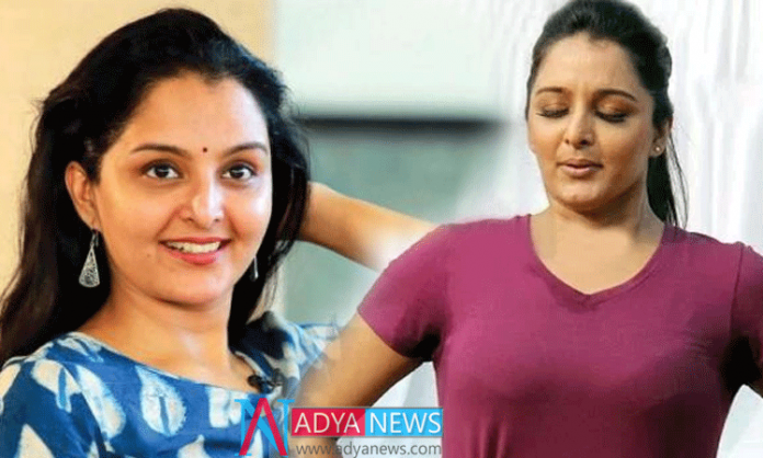 Manju Warrier meets with an accident on sets of Santosh Sivan