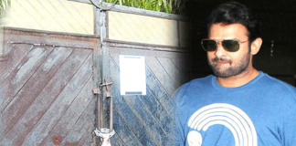 Prabhas petition from high court guest issue