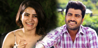 Samantha romance with sharwanand