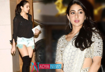 Sara Ali Khan on her weight loss journey