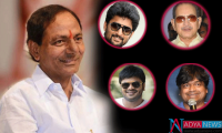 Celebrities tweet about trs victory in elections