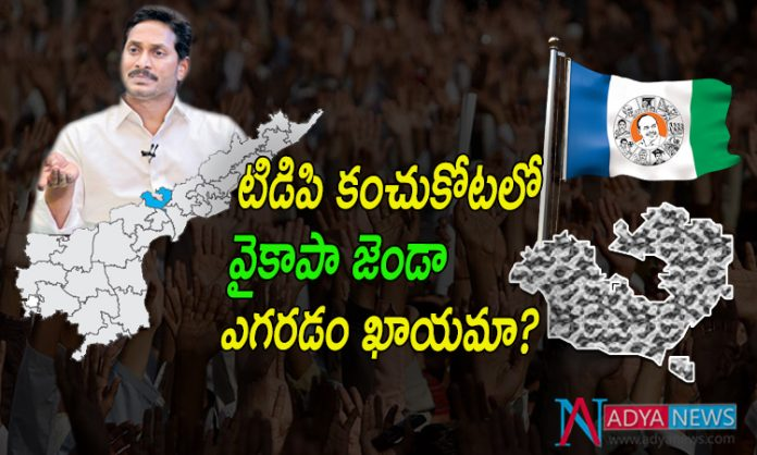YS Jagan Mohan Reddy Political Strategy for Vijayawada Parliament Seat