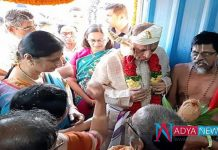 Governor Narasimhan angry on Yadagirigutta temple priests and officials