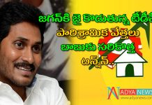 TDP Industrialists looking towards YS Jagan Mohan Reddy