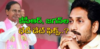 Telangana CM KCR and YS Jagan Mohan Reddy will meet at february 14th