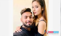 India Young Wicket Keeper Rishab Pant in love