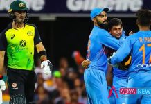 BCCI : Australia to tour India in early 2019 for five ODIs and two T20s