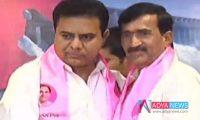 Telangana Congres Leader Vanteru Pratap Reddy joins in trs