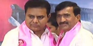 Telangana Congres Leader Vanteru Pratap Reddy joins in trs