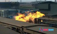 Explosion in Visakhapatnam Steel Plant