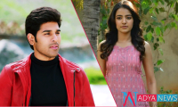 Allu sirish save heroine ruksana to harassment
