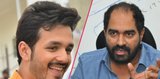Director Krish movie plan to hero akhil