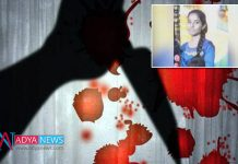 Youngster attack on Intermediate girl with a coconut sickle at Barkatpura