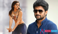 Rakul preeth item song in nani movie