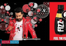 Parle Agro signs on Jr NTR as the new face of Appy Fizz for South India