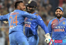 First t20 against kiwis:team india elected bowl first First t20 against kiwis:team india elected bowl first