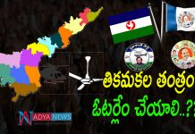 New Political Strategy in Andhra Pradesh 2019 Polls