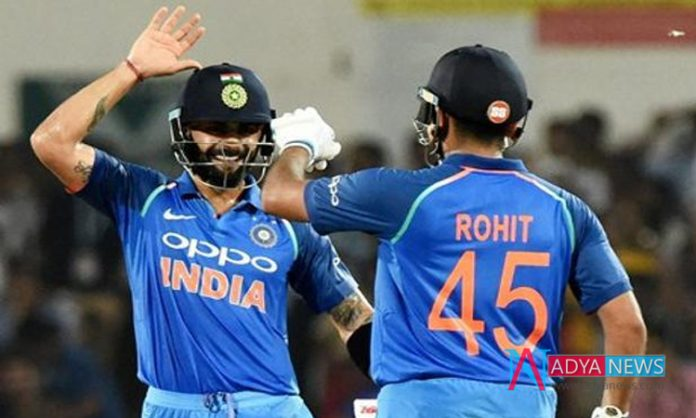 ICC ODI Rankings: Kohli and Rohit Stay at Top