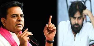 KTR Counter on pawan kalyan controversial comments over telangana people