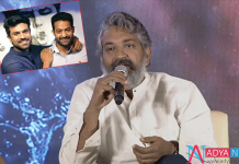 Director rajamouli tell about the story RRR movie