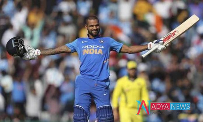 India vs Australia 4th ODI : Dhawan and rohit pair another century openingstands