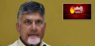 AP CM Chandra Babu Fire on Sakshi Journalist