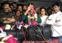 Actor naresh talk about after win to maa elections
